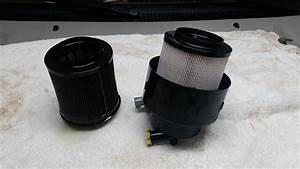 U0026 39 2015 F250 First Fuel Filter Change