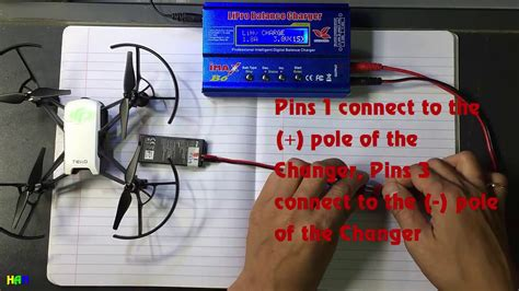dji tello quick battery charger  minutes   youtube