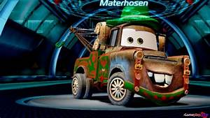 Cars 2 Video : disney pixar cars 2 the video game materhosen youtube ~ Medecine-chirurgie-esthetiques.com Avis de Voitures