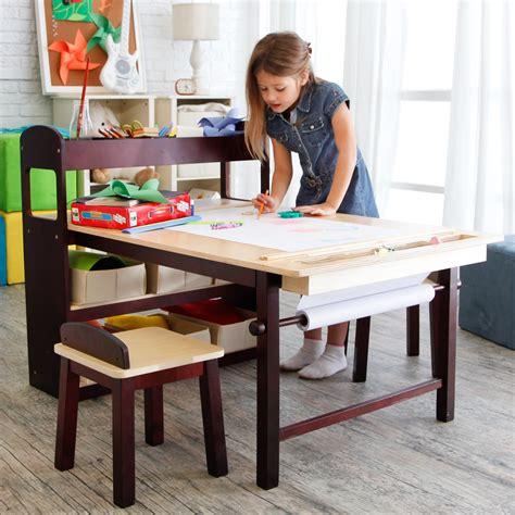 step2 deluxe art desk with splat mat uncategorized art desk purecolonsdetoxreviews home design