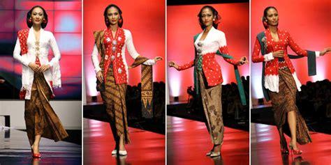 Dokter Layanan Aborsi Fashion Kebaya Merah Putih Sambut Hari Kartini Vemale Com