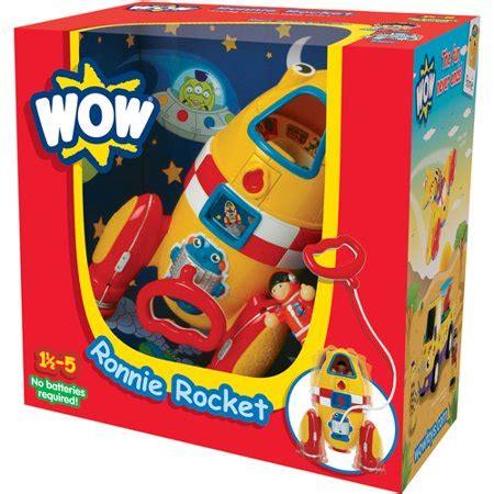 Wow Toys Ronnie Rocket  Walmartcom