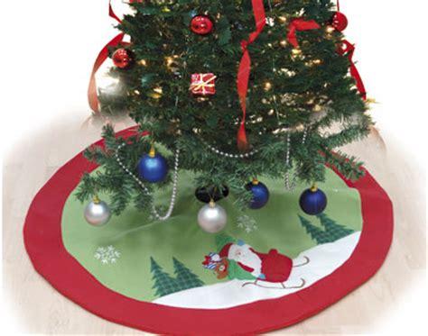 tappeto per albero di natale tappeto per base albero di natale dmail