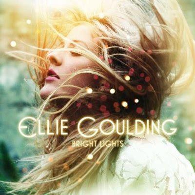 Lights Album Ellie Goulding by Chart Rigger It S Ellie Goulding S U S Lights Album Cover