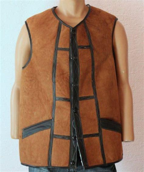 Ebay Sheepskin Rugs by Sheepskin Vest Mens