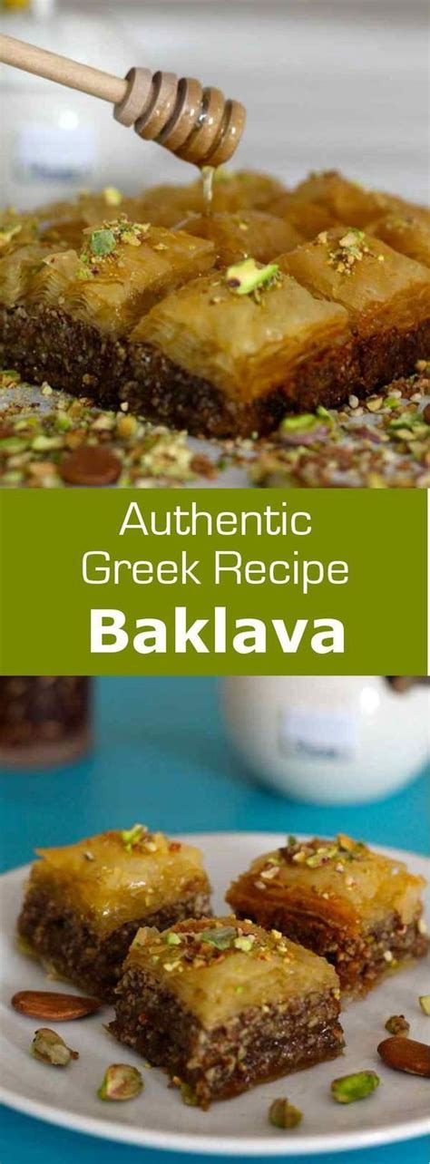 Jump to recipe pin recipe. Baklava is a traditional pastry made with filo dough filled with dried fruits, covered with a ...