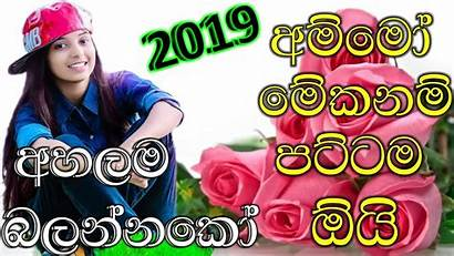 Sinhala Songs Nonstop Song Dj Mp4