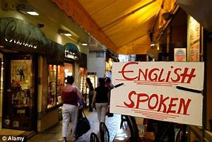 Two in three Britons cannot speak a SINGLE foreign word ...