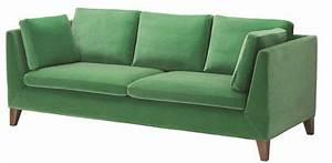 Canapé Velours Vert : canap pas cher 16 canap s d 39 angle canap lit 2 ou 3 places c t maison ~ Teatrodelosmanantiales.com Idées de Décoration