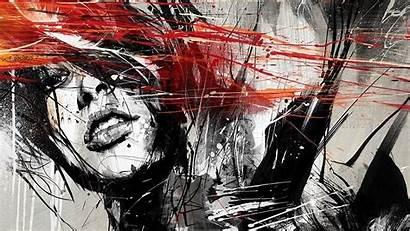 Artistic Wallpapers Paintings Artwork Woman Painting Designer