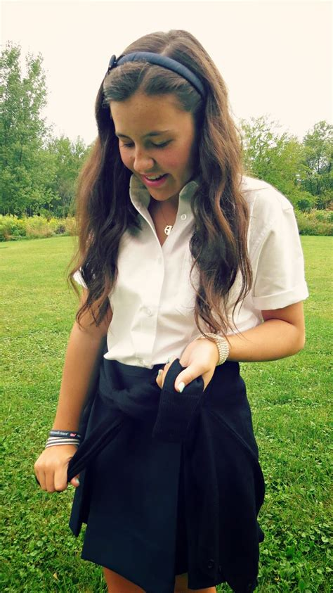belleoftheball styling  school uniform
