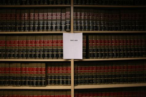 So Little Paper to Chase in a Law Firm's New Library - The ...