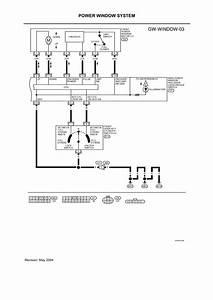 Power Window Motor Wiring Diagram
