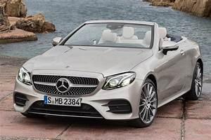 Mercedes Classe C Cabriolet Occasion : mercedes classe e cabriolet 2017 infos et photos officielles ~ Gottalentnigeria.com Avis de Voitures