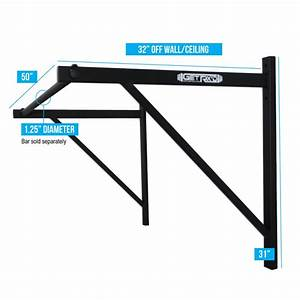 Alpha HD Pull-Up Bar System Get RXd