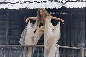 "Josie Maran as Marishka in ""Van Helsing"" | Scene ..."