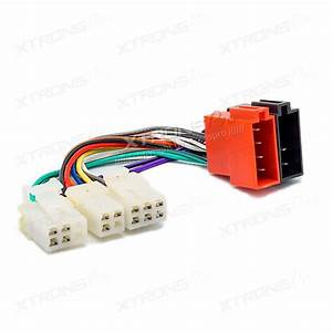Car Radio Adapter Cable Connector For Nissan Car Dvd