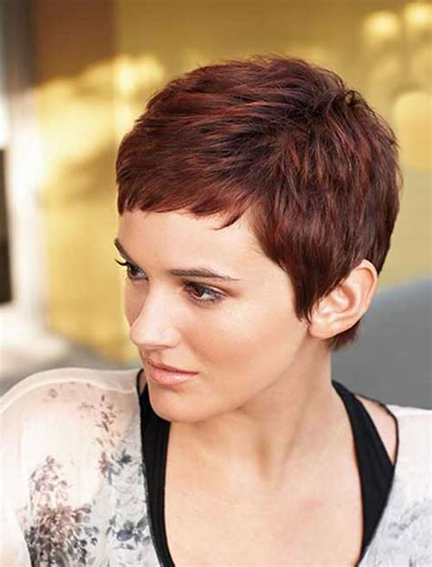 2018 Very Short Pixie Hairstyles And Haircuts Inspiration