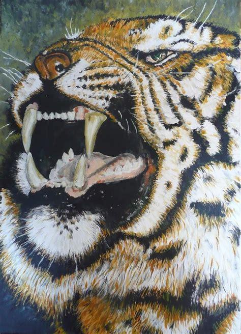Golden Tiger Kelaydos Deviantart
