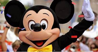 Mickey Mouse Birthday Happy Turns Character Today
