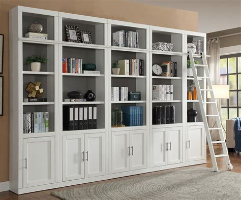 Bookcase Furniture by Modular Bookcase Wall House 6 Reviews