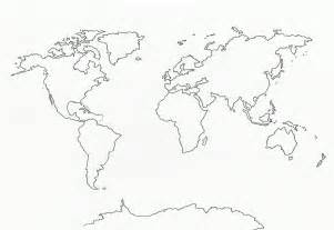 HD wallpapers coloring page of a map of the world