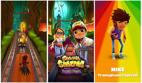 Subway Surfers Halloween Update by Subway Surfers For Windows Phone Android And Ios Adds