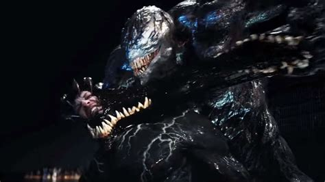 venom trailer who is riot the new s villain