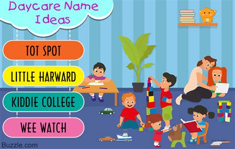 list of preschools in my area creatively brilliant ideas for daycare names 746