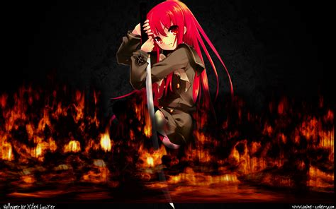 Shana Anime Wallpaper - shakugan no shana wallpaper and background 1680x1050
