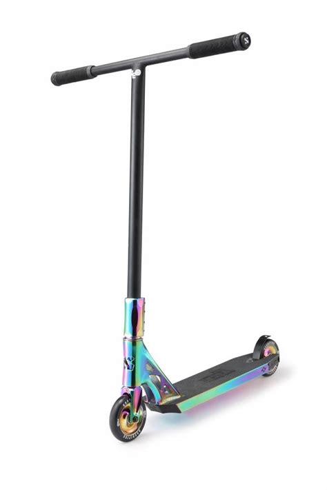 sacrifice akashi  complete scooter neochrome