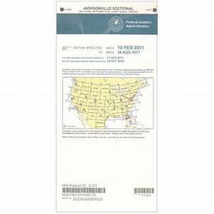 Vfr Sectional Charts For Sale Faa Chart Vfr Sectional Jacksonville Sjac Current