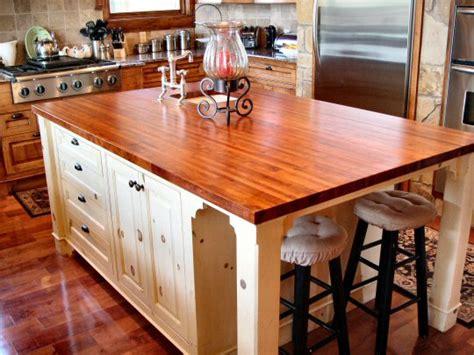 wood top kitchen island wood kitchen countertops kitchen ideas