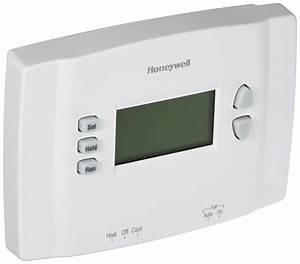 Top 10 Honeywell Thermostat Instructions Rth221b1021