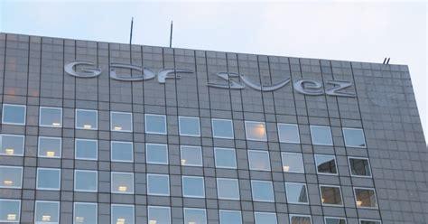 gdf suez siege gdf suez signe l immeuble voltaire defense 92 fr