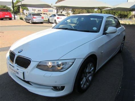 Used Bmw 3 Series 2010 Bmw 330i Convertible Auto For Sale