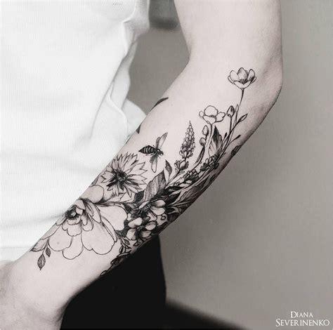 tatouage ethnique bras femme avant bras tatouage ethnique
