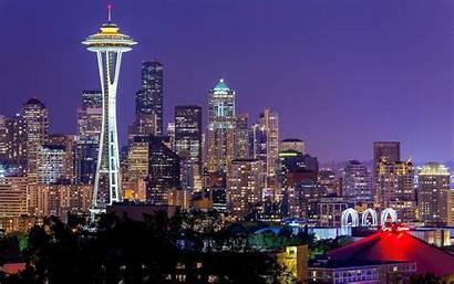 Seattle Needle Washington Space