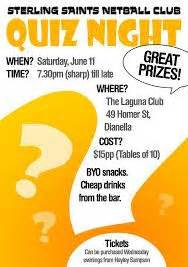 10 best trivia night images on pinterest trivia With trivia night poster template