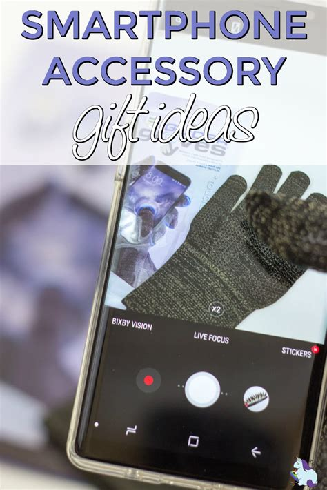 best smartphone accessories to give as gifts giveaway a magical mess