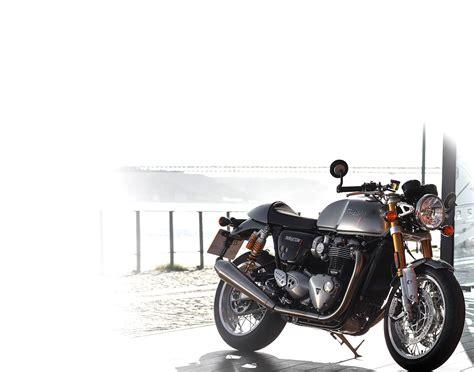 Watch Steve Parrish Triumph Thruxton Revelation For