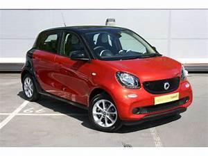 Smart Forfour Passion : used 2015 15 reg red smart forfour hatchback 1 0 passion 5dr for sale on rac cars smart car ~ Gottalentnigeria.com Avis de Voitures