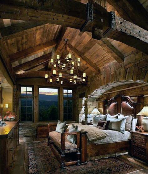 Cabin Interior Pictures by Top 60 Best Log Cabin Interior Design Ideas Mountain