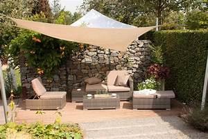 garden pleasure set loungeset alcudia 10 tlg 2 With katzennetz balkon mit garden tisch