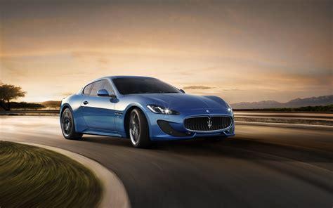 Maserati Granturismo Sport 2014 Wallpaper