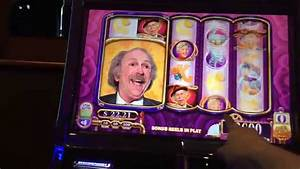 Willy Wonka Slot Machine Bonus - Giant Grandpa Symbol ...