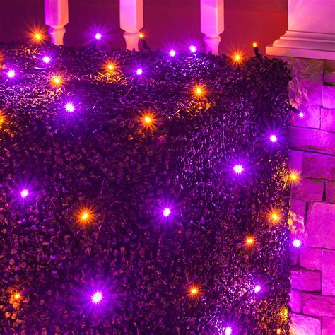 led net lights    halloween led net lights