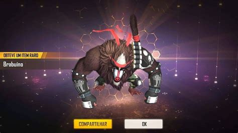Free Fire: Everything About The New Baboon Pet In OB25