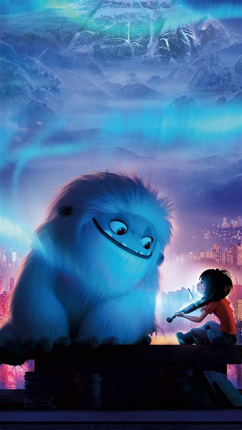 Set live wallpaper on your android phone. Abominable Animation 2019 Adventure Free 4K Ultra HD Mobile Wallpaper