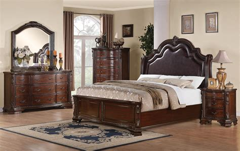 coaster furniture  pc maddison panel bedroom set